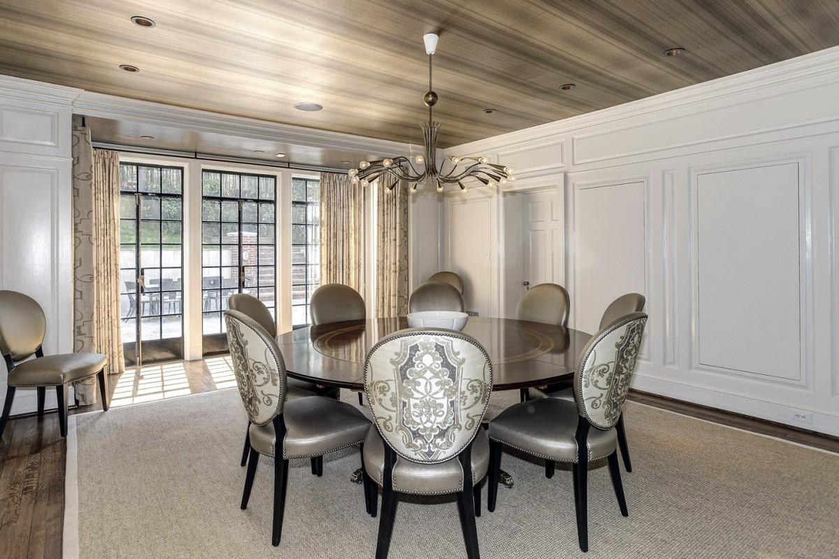 2446 Belmont Road NW Washington DC Obamas New Home Formal Dining Room 1200x799