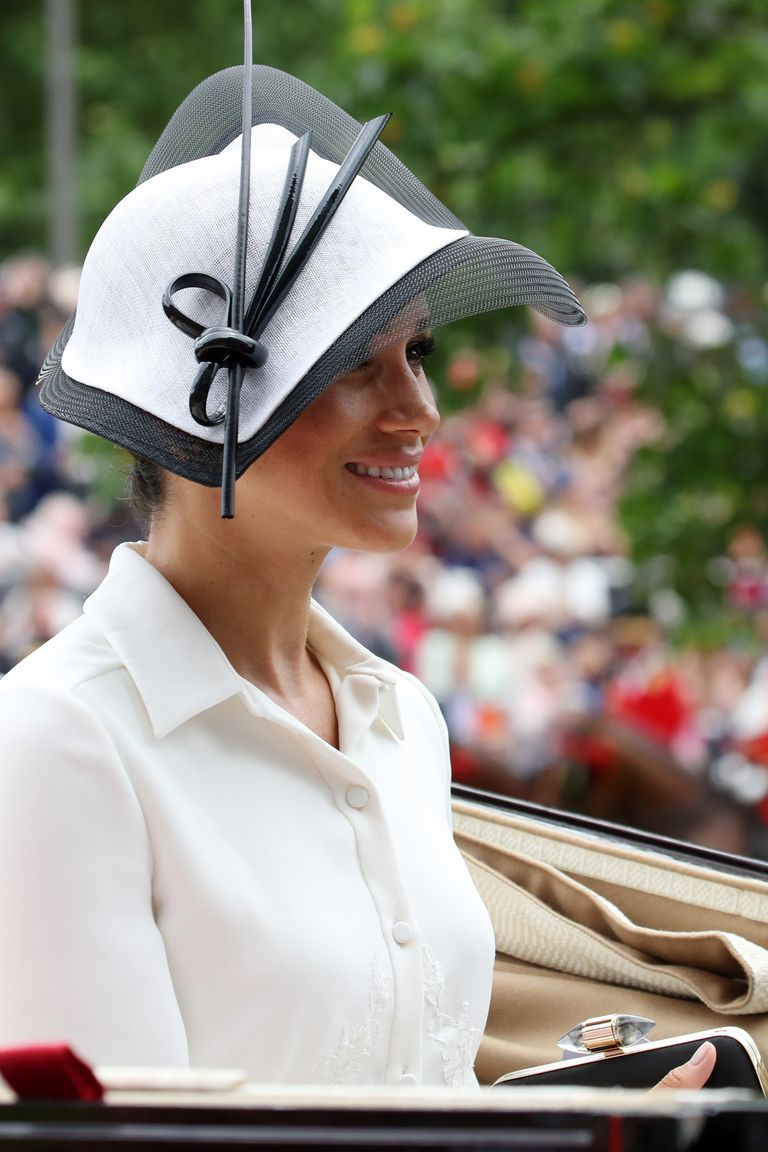hbz meghan markle royal ascot 978620820 1529418481